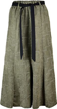 Traje de neopreno para mujer bordado Tela de falda en polvo para ...
