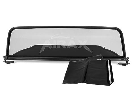 Airax Windschott f/ür 1er Modell E88 Windabweiser Windscherm Windstop Wind deflector d/éflecteur de vent