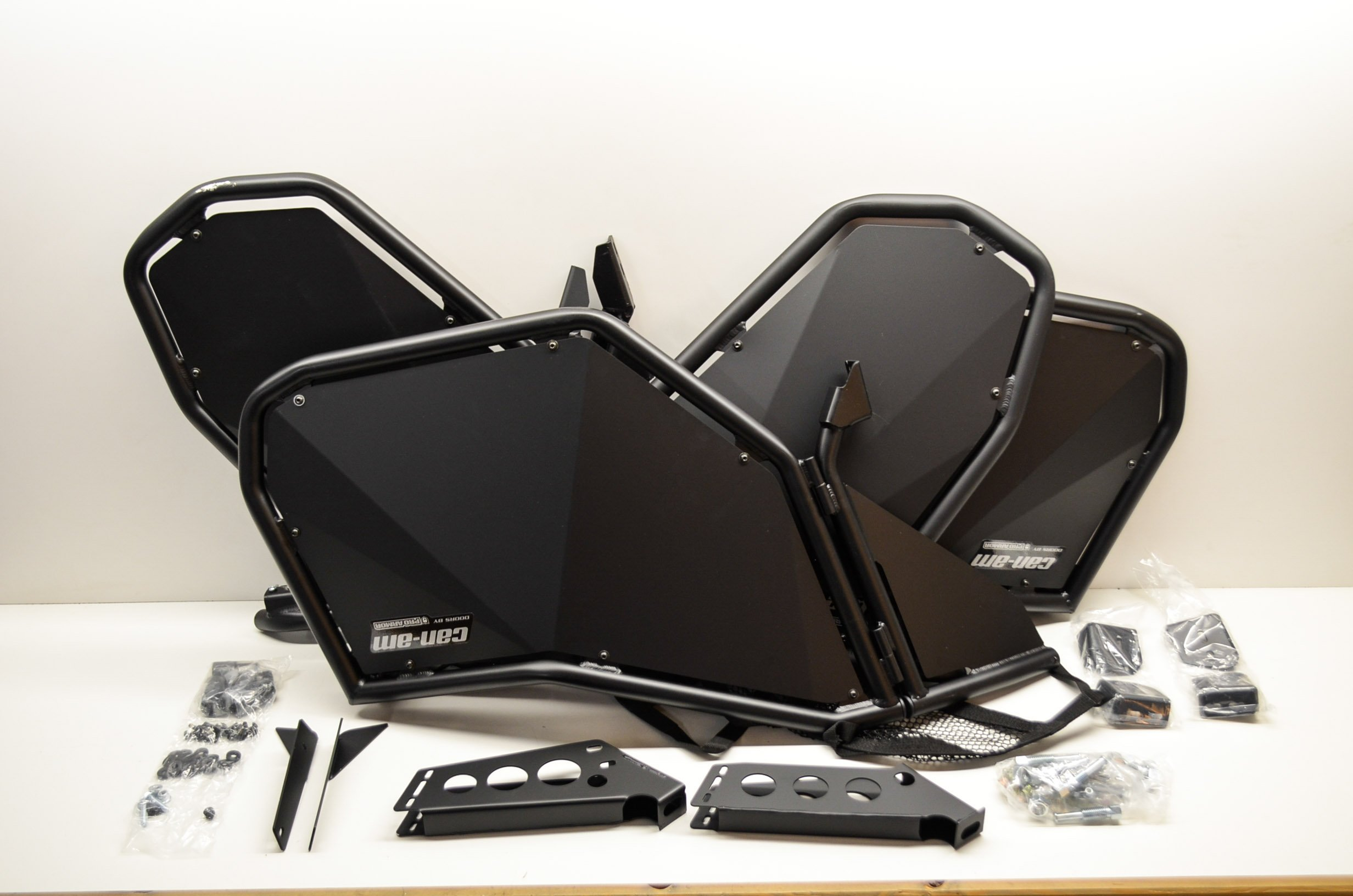 Can Am Maverick Max 4-seater Sport Aluminum Doors by Can-Am (Image #2)