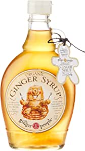 THE GINGER PEOPLE Organic Ginger Syrup, 237ml
