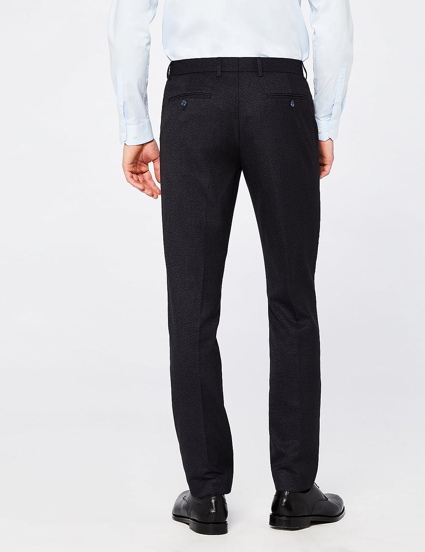 Azul Navy 30W // 29L Label: 30W // 29L Marca Hem /& Seam Pantalones Hombre