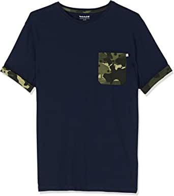 Timberland Mens Ss Printed Pocket T-Shirts