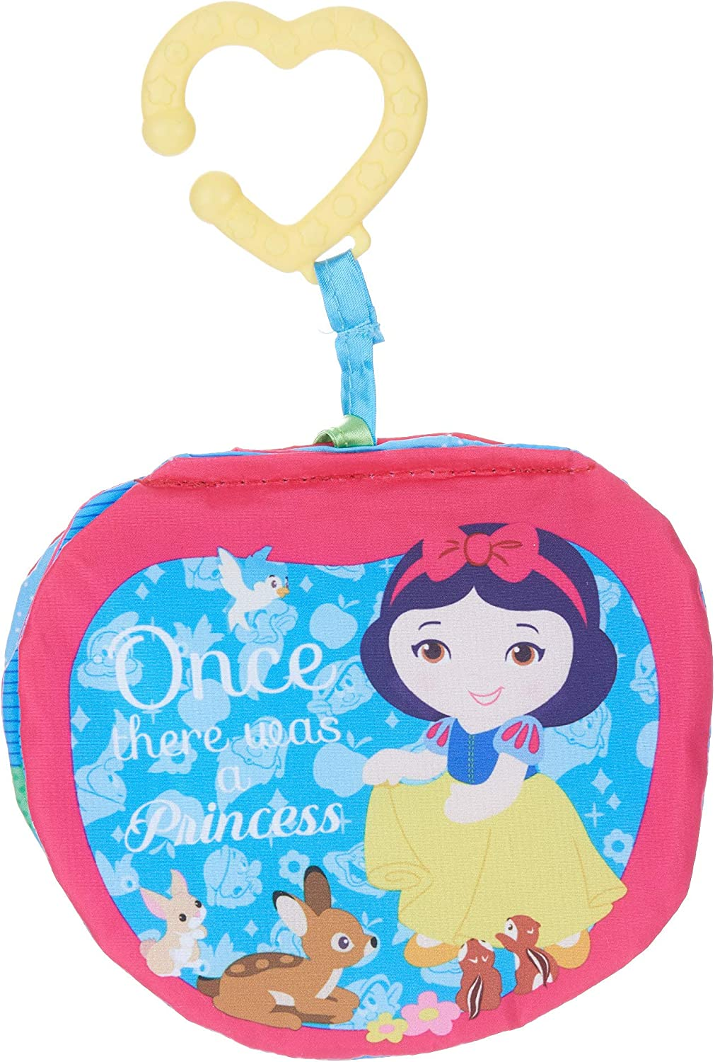 KIDS PREFERRED Disney Baby Princess Snow White Soft Book for Babies, Multicolor (81133)