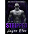 Stripped: MMA Fighter Sports Romance (Uncaged Book 2)