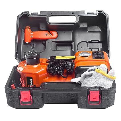 Amazon Com M Plus 3 In 1 12v Dc 5t 11023lb Electric Hydraulic