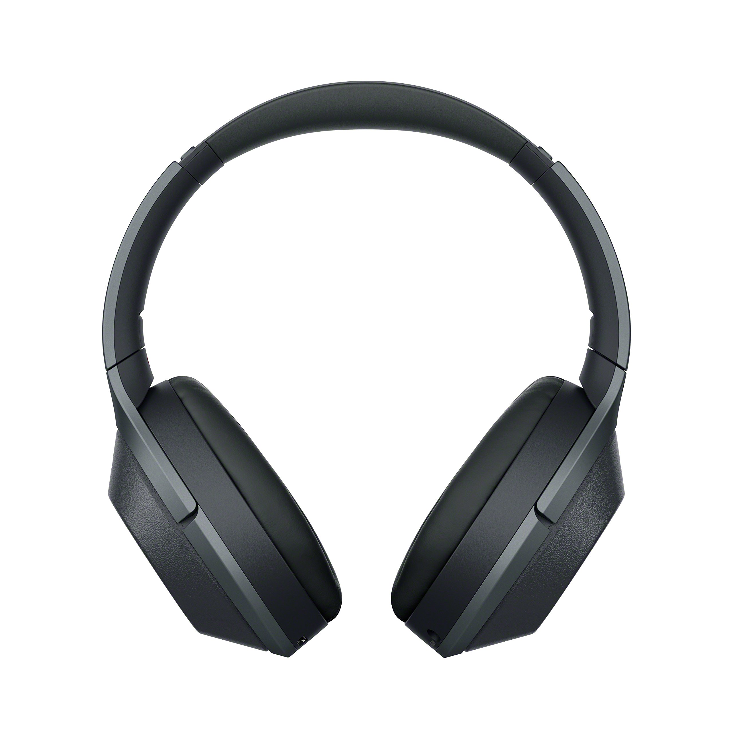 Sony Noise Cancelling Headphones WH1000XM2: Over Ear Wireless Bluetooth Headphones with Case - Black by Sony (Image #2)