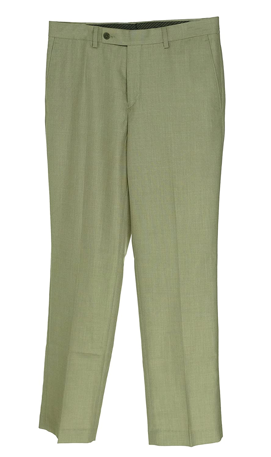 Calvin Klein Body Men's Flat Front Dress Pants JULOP JJX0080