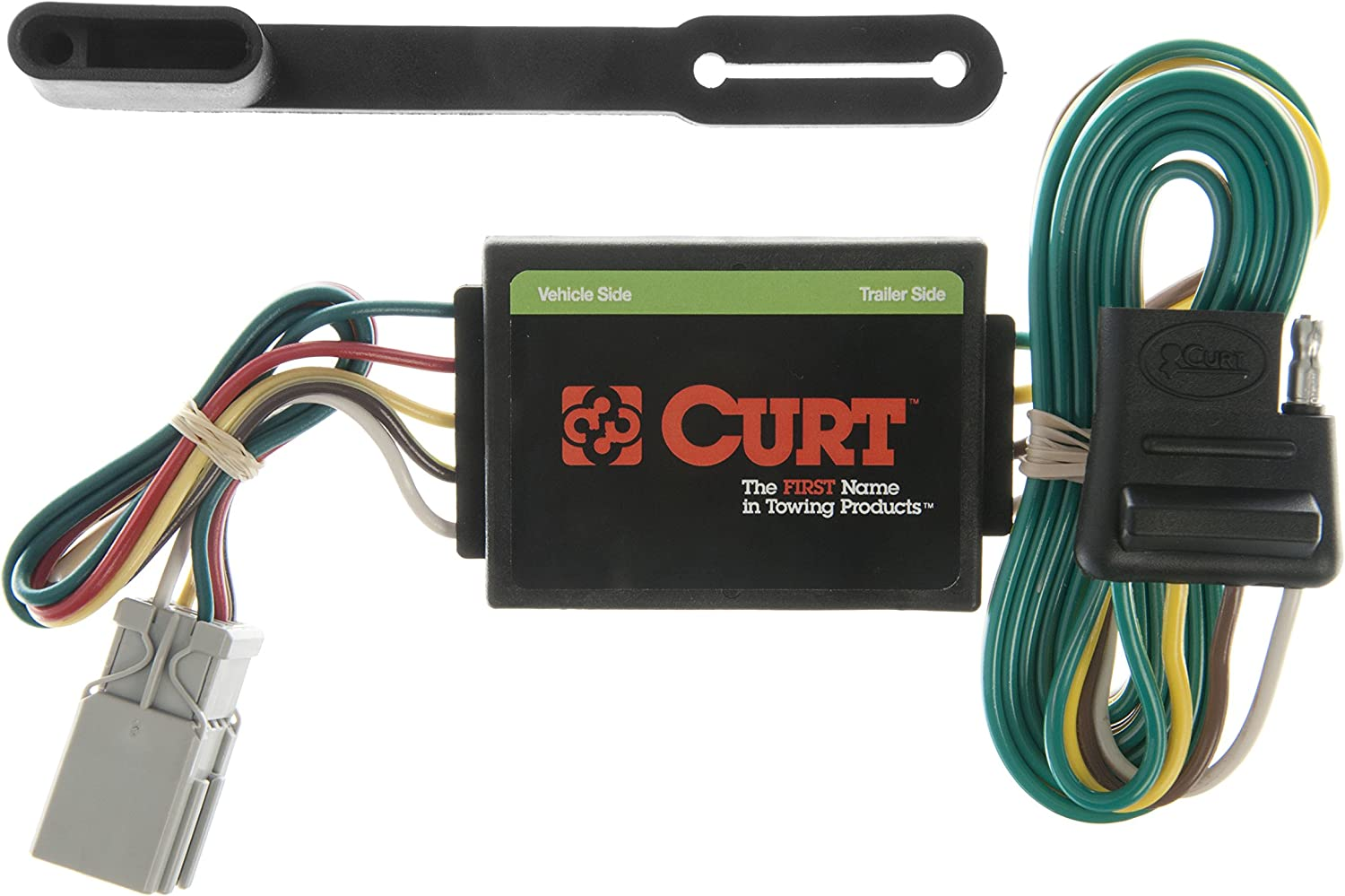 CURT Class 3 Trailer Hitch Tow Package with 2 Ball for 1999-2004 Honda Odyssey