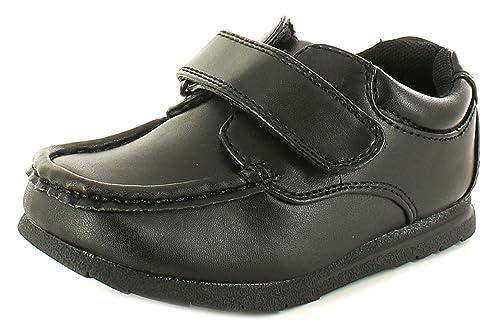 Rockstorm - Mocasines de Material Sintético para niño negro negro, color negro, talla 30 EU Niño: Amazon.es: Zapatos y complementos