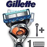 Gillette Fusion Proglide Flexball Rasoio da Uomo - 1 Manico + 1 Lametta