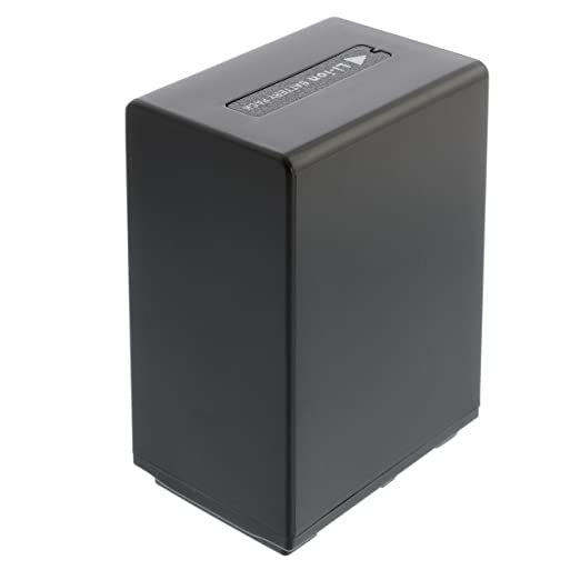 Bater/ía Blumax NP-FV120 NP-FV100 compatible con diversos modelos de c/ámaras digitales de Sony 3300mAh 7,4V 24,4Wh m/ás capacidad que la bater/ía original