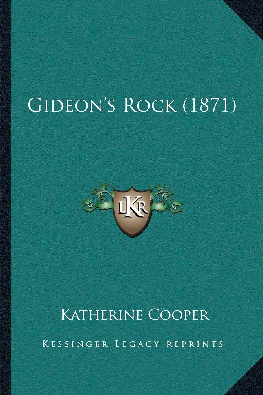 Download Gideon's Rock (1871) PDF