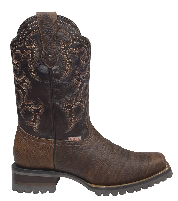 0f466a96218 Bota de rodeo trabajo para hombre mod tucson suela tractor ropa zapatos  accesorios jpg 1333x1500 Botas