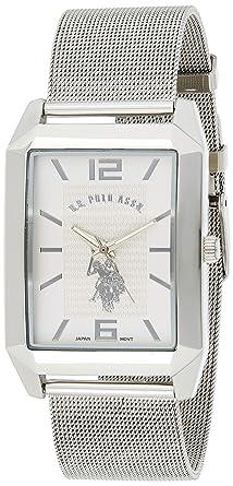 U.S.POLO ASSN. USC80358 - Reloj de Pulsera Hombre, Aleación, Color ...