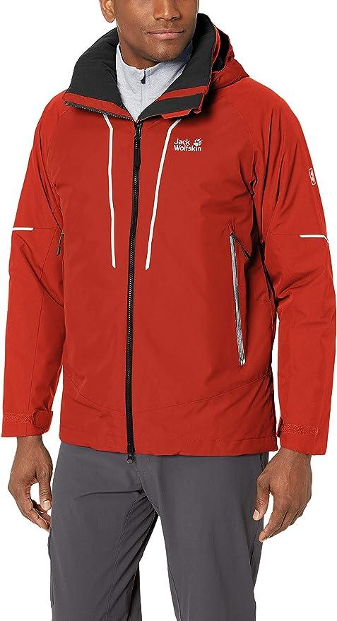 Jack wolfskin 狼爪 Escalante Trail 防水防风透气 户外男式保暖冲锋衣 L码3.3折$87.06 海淘转运到手约¥657
