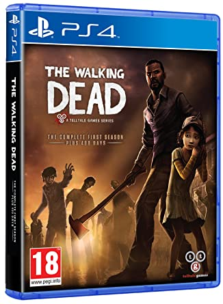 The Walking Dead The Complete First Season, PS4: Amazon co