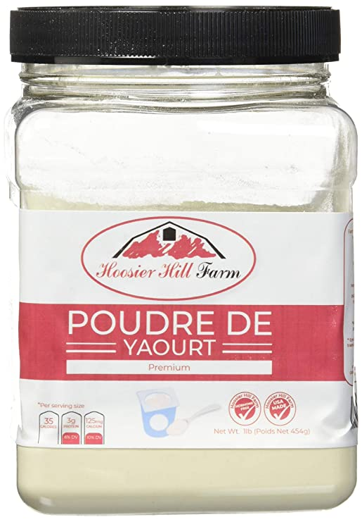 Hoosier Hill Farm Premium Yogurt Powder