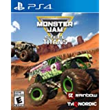Monster Jam Steel Titans - PlayStation 4...