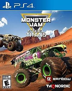 Monster Jam Steel Titans - PlayStation 4 Standard Edition