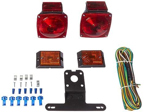 """MaxxHaul 70094 12V Light Kit for Trailers Under 80 /"""""""