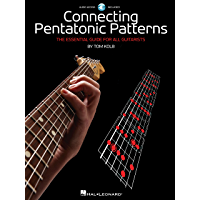 Connecting Pentatonic Patterns: The Essential Guide for All Guitarists book cover