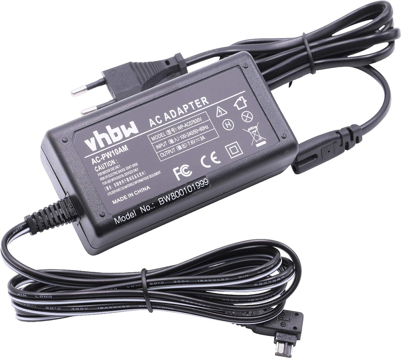 Batería CARGADOR PARA SONY HDR pj-10 pj-10e pj-30 pj-30ve pj-50 pj-50ve