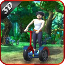 Segway Surfer Game