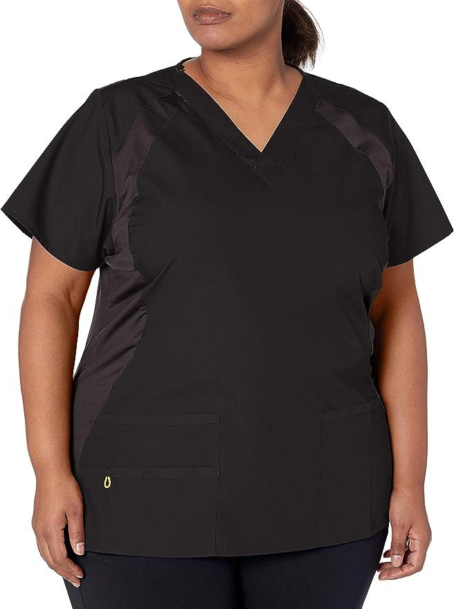 Nurse uniform scrub top xs smal medium lg xl 2x 3x 4x 5x 6x 7X 8X 9X FROZEN OLAF