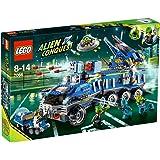 LEGO Alien Conquest 7066 - Centrale mobile di difesa aliena