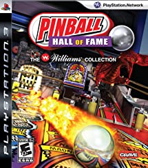 Pinball Hall of Fame: The Williams Collection     - Amazon com