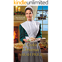 An Amish Cookie Club Christmas (The Amish Cookie Club Book 2) book cover