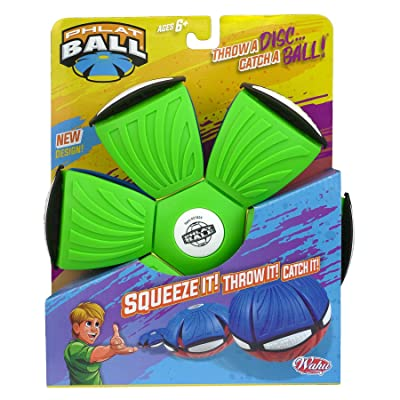 Goliath Rood - PHLAT Ball: Toys & Games