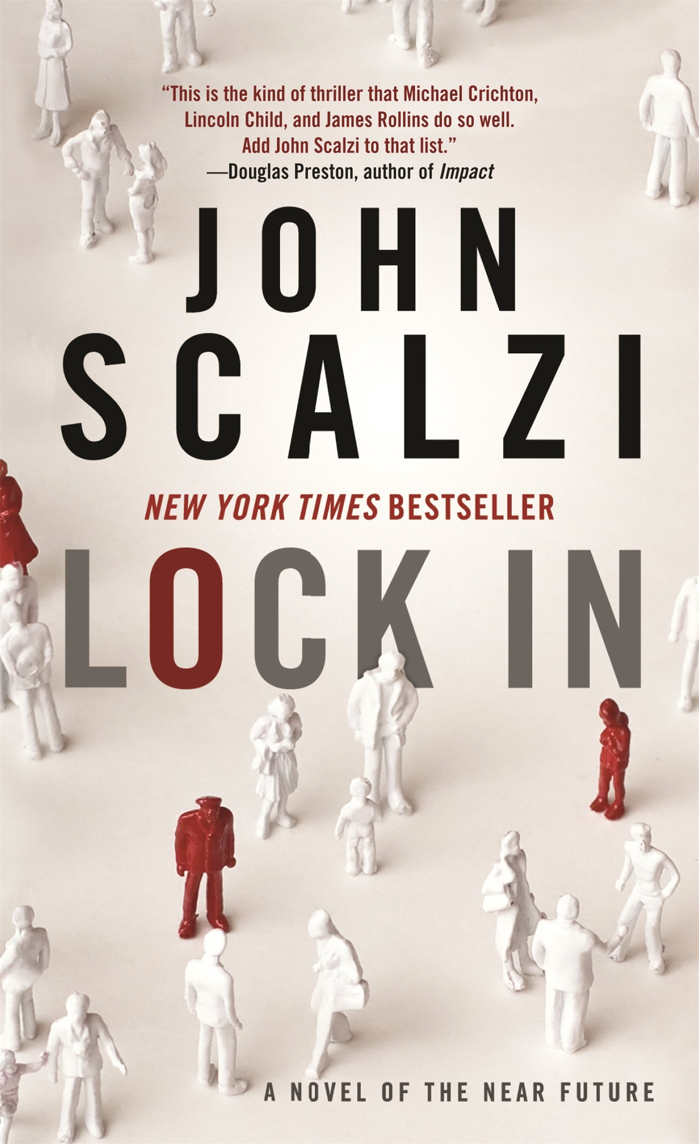Image result for john scalzi lock in book cover