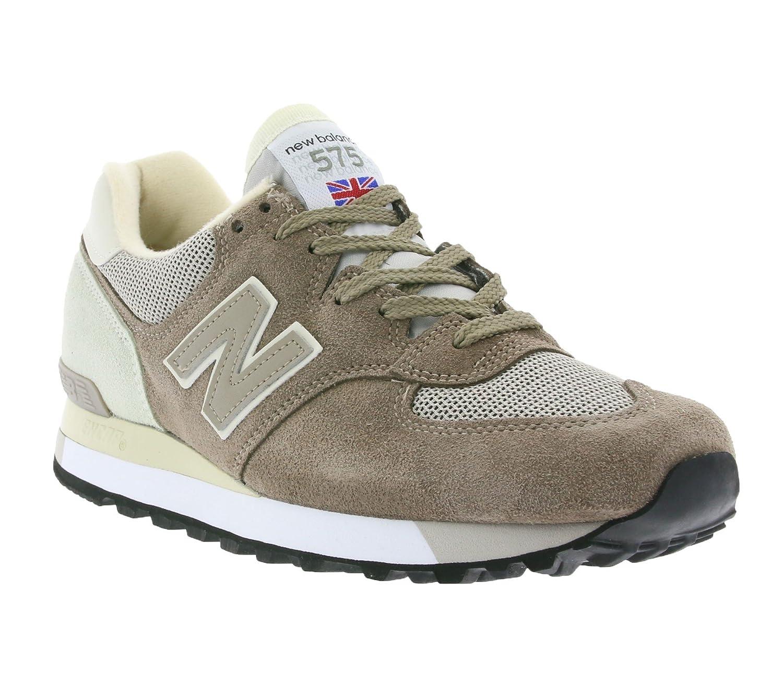 pretty nice 54b4a 1b3bd New Balance 575 Made in England Mens Sneaker Brown M575SGG ...