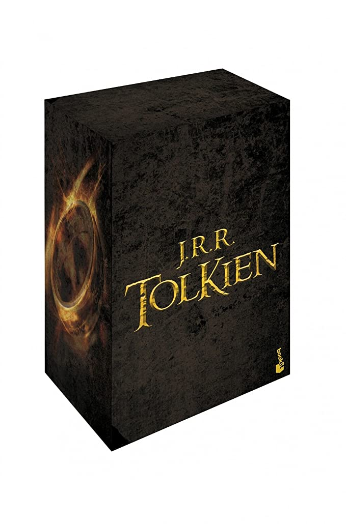 Pack Tolkien (El Hobbit + La Comunidad  + Las Dos Torres + El Retorno del Rey) (Biblioteca J. R. R. Tolkien)