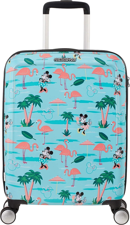 Minnie Miami Beach 55 cm Multicolour American Tourister Funlight Disney Hand Luggage 36 liters