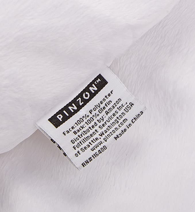 Pinzón acolchado superior MicroPlush colchón - California King: Amazon.es: Hogar