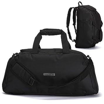 bb1d64684e460 ronin s 3in1 Sporttasche Reisetasche mit Schuhfach + Rucksack-Funktion +  Laptopfach