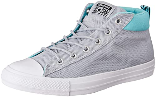546ddcf2c8d3 Converse Men s Grey Sneakers - 10 UK India (44 EU)(160486C)  Buy ...