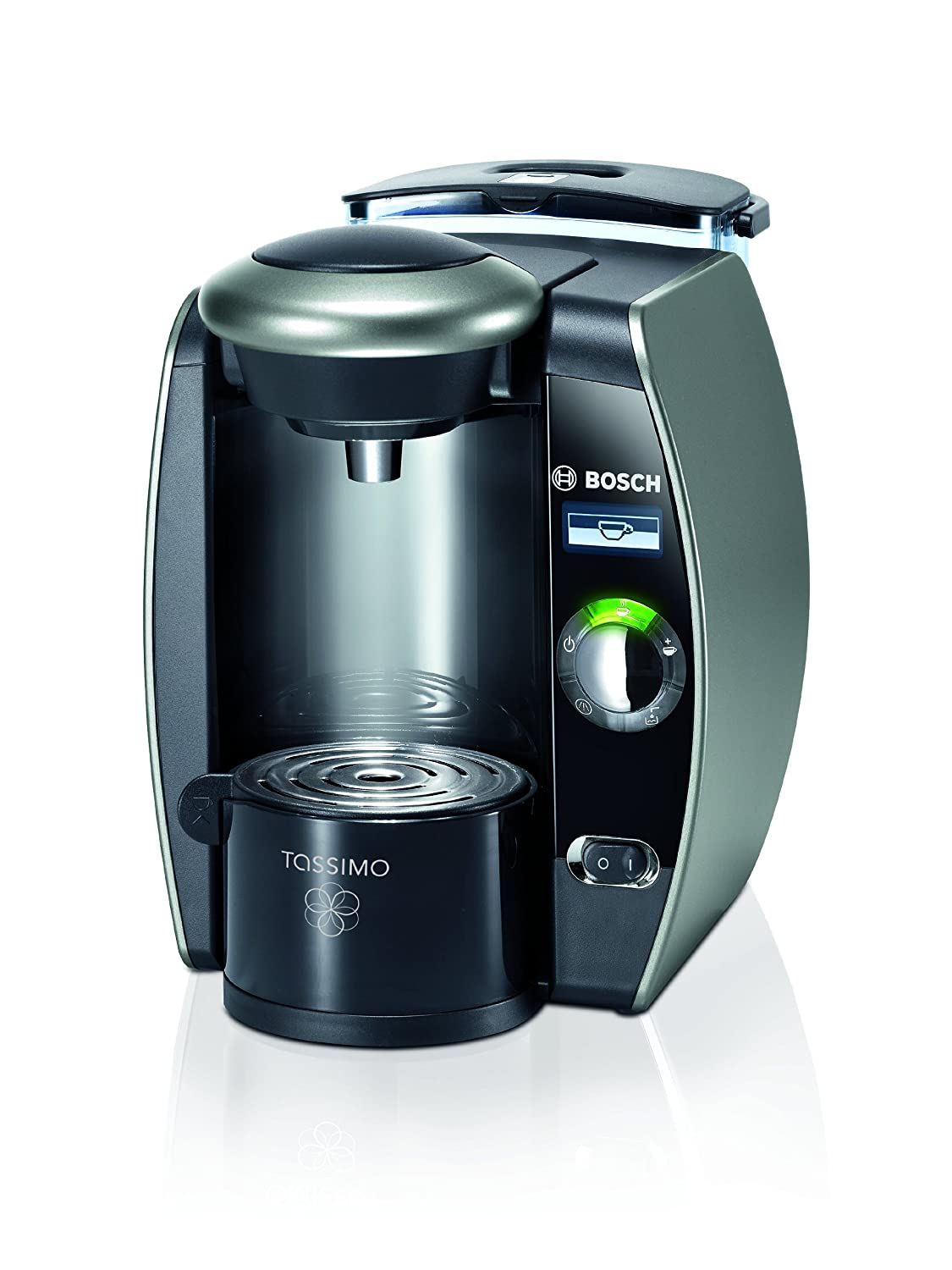 Electronic Tassimo T65 Coffee Machine bosch tas6515uc8 tassimo t65 home brewing system twilight titanium amazon ca kitchen