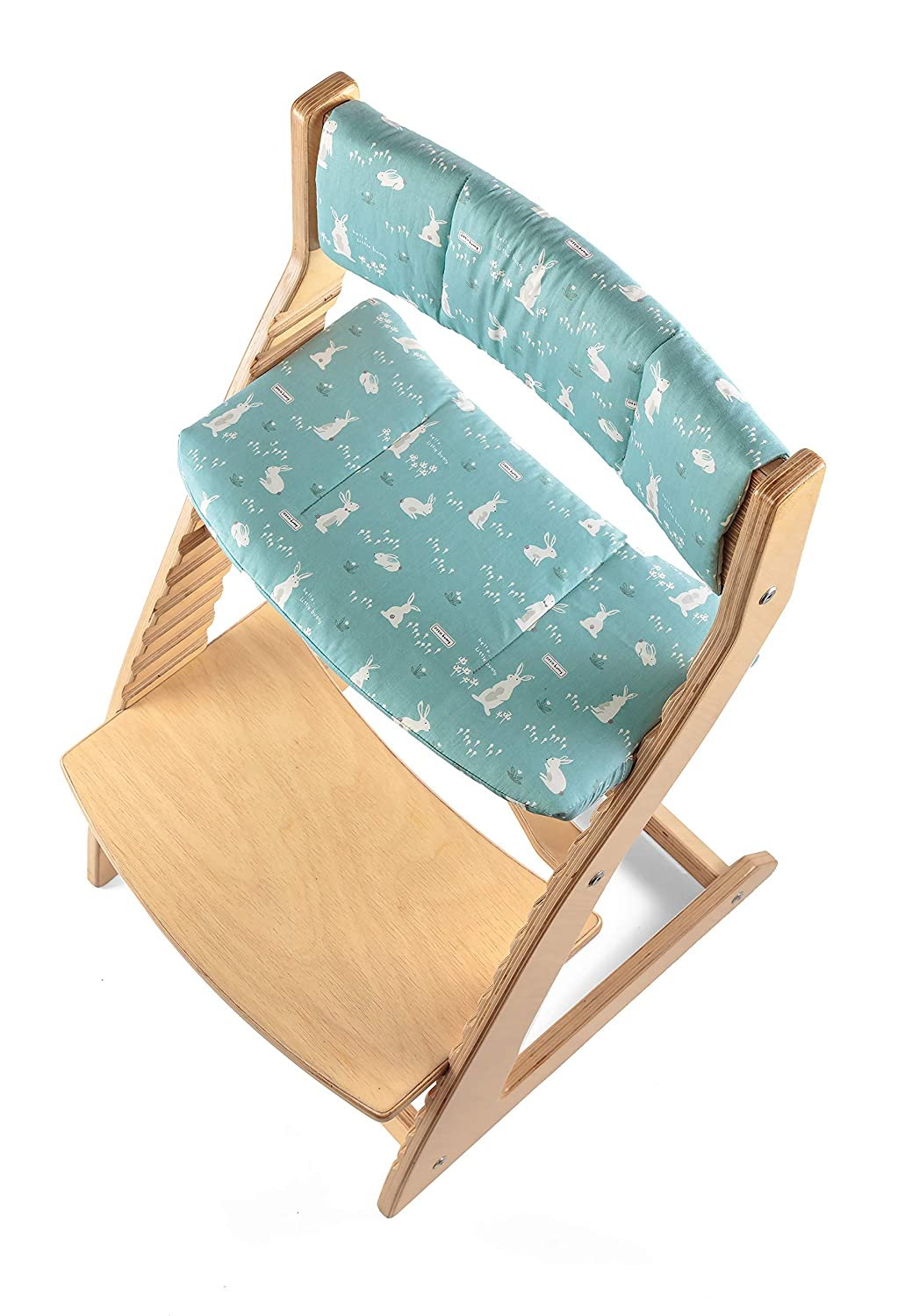 Chair Cushion for Heartwood Adjustable Chair with Cactus Pattern Set with Backrest and Seat Cover