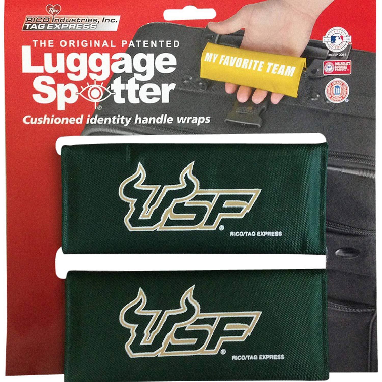 Luggage Spotters NCAA USF Luggage Spotter B00K7AV4EE グリーン
