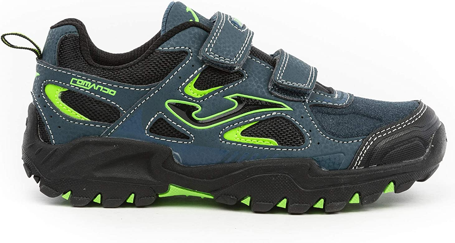 Zapatillas Joma Comando NIÑOS: Amazon.es: Zapatos y complementos