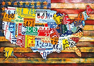 product image for Buffalo Games - Road Trip USA - 300 Large Piece Jigsaw Puzzle