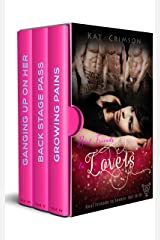 Best Friends to Lovers Volumes IV-VI: MMF Bisexual Ménage Romance Series Kindle Edition