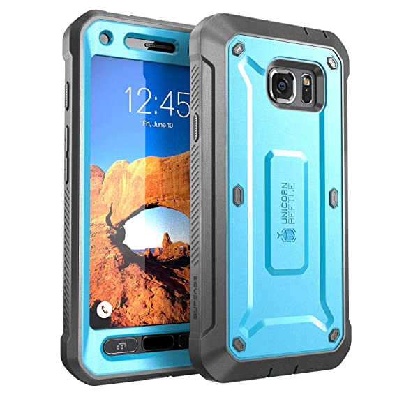 check out 45a78 e1d0a Galaxy S7 Active Case, SUPCASE Full-Body Rugged Holster Case with Built-in  Screen Protector for Samsung Galaxy S7 Active, Unicorn Beetle PRO Series ...