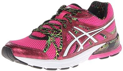 ASICS Women's Gel-Preleus Running Shoe,Hot Pink/White/Hot Pink,
