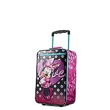 "American Tourister Kids Softside 18"" Upright, Disney Minnie Mouse"