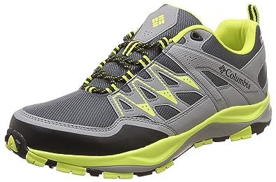 quality design f898f cb77c Columbia Men's Wayfinder Outdry Triathlon Running Shoes: Buy ...