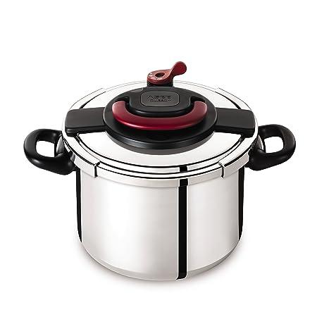 Seb Clipso Plus Pressure Cooker 10 Litres Amazon Kitchen Home